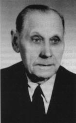 Stanisław Gałła, prezes Spółdzielni Mieszkaniowej w latach 1945-1958