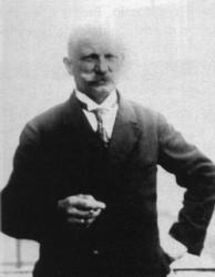 Leon Wysocki, starszy asesor kolejowy, radny miejski, przewodniczący Rady Nadzorczej w latach 1922-1939
